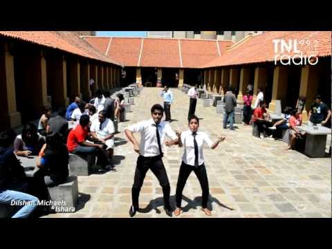 Harlem Shake Sri Lanka with Dilshan , Ishara & Friends