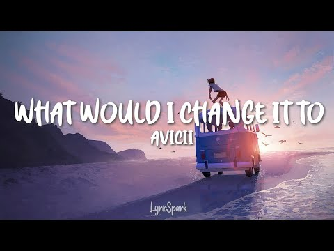 Avicii - What Would I Change It To. AlunaGeorge (Sub Español)