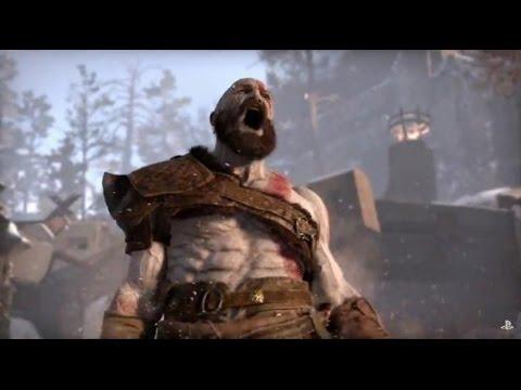 God of War 4 rus русский перевод