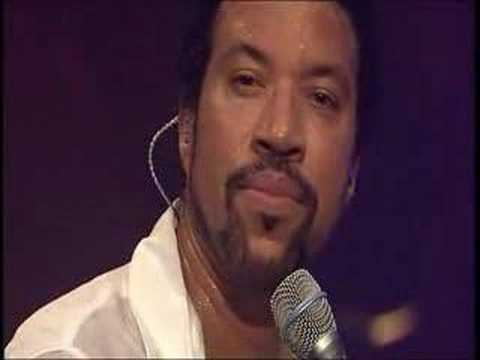 Lionel Richie - Three times a lady 2007 live Music Videos