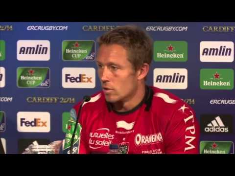Jonny Wilkinson hails Toulon's Heineken Cup win