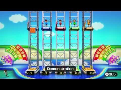 Wii Party U - Safe Land