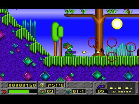 MS-DOS Games in 1994