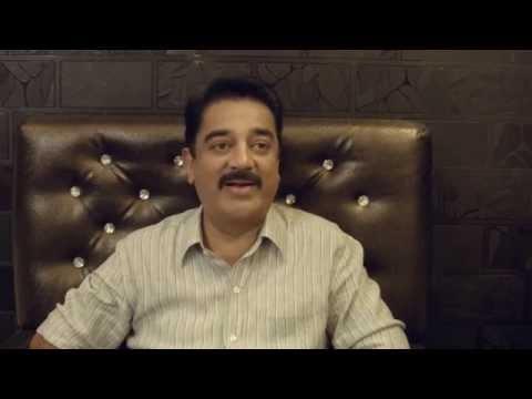 கமல்ஹாசன் - வெண்முரசிற்கு வாழ்த்து Kamal Haasan on Venmurasu