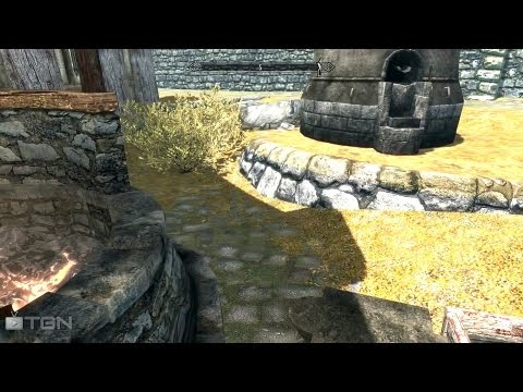 ★ Skyrim - Nord Spellsword Lets Play #44.5, ft. Darnoc!