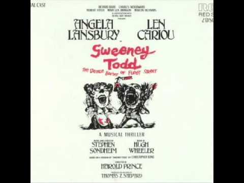 Sweeney Todd - Pirelli's Miracle Elixer the Contest video
