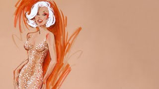 This Marilyn Monroe Dress Stole the Show at JFK's Birthday Party