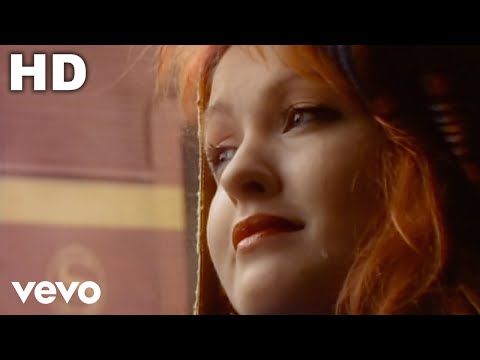 Cyndi Lauper - Time After Time Music Videos