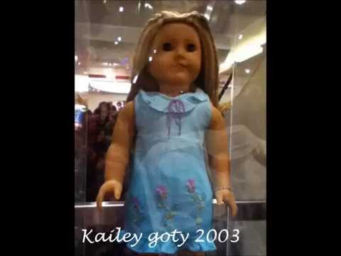 American Girl doll store New York