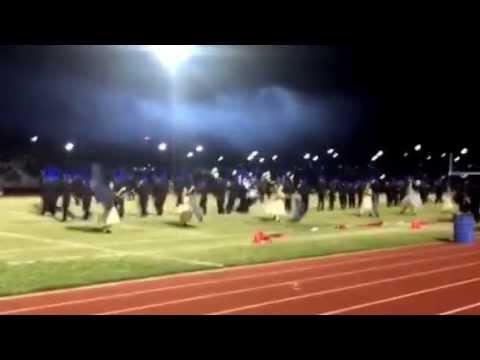 Basic High School Marching Band