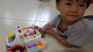 Đồ Chơi Xe Cứu Thương ✔ Trò Chơi Bác Sĩ Khám Bệnh Cho Em Bé ✔ Kids Toy Media