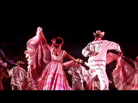 ''La Iguana'' de Guerrero, Ballet Folklorico de Mexico de Amalia Hernandez
