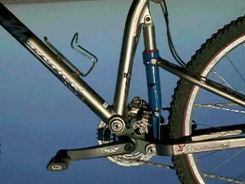 Подвеска для велосипеда своими руками 402