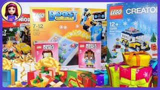 Belated Christmas Presents from Lego! What shall I build first?