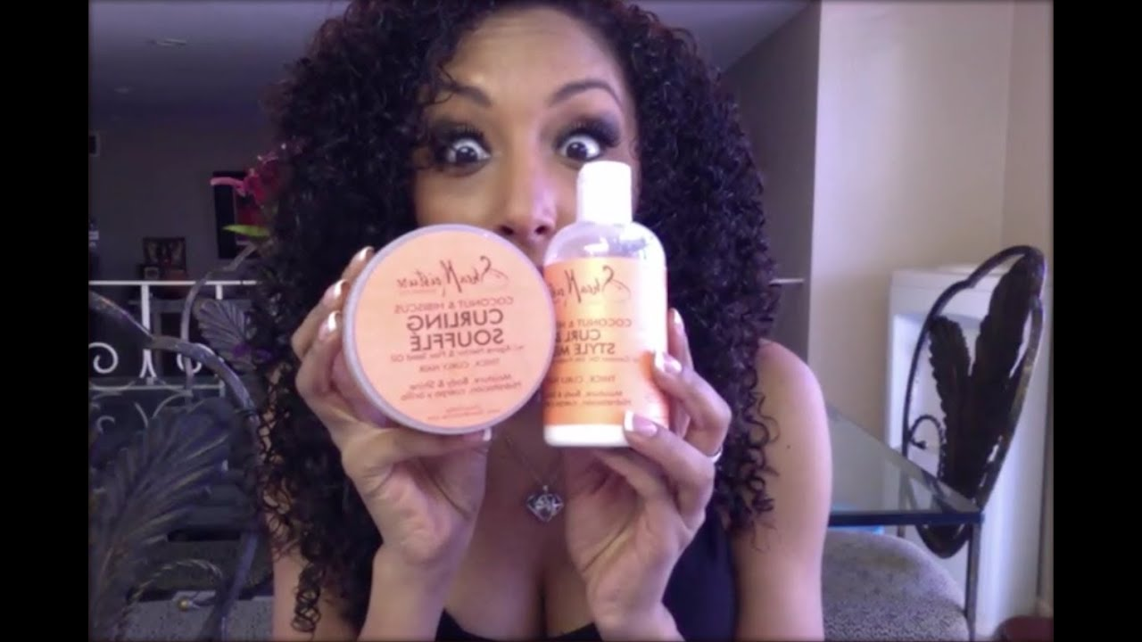 The Best Hair Products For Curly Hair Shea Moisture