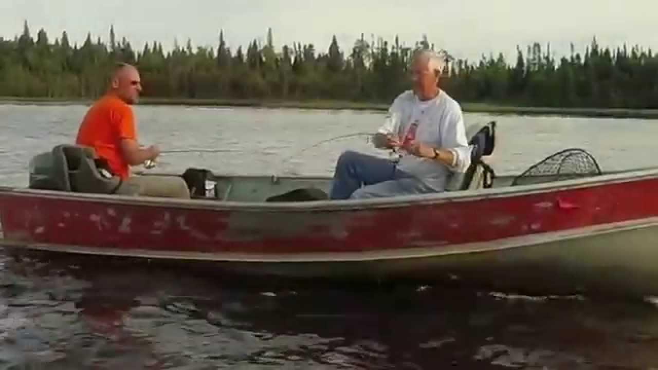 2014 bradshaw family fishing trip to onaman lake ontario for Ontario canada fishing trips