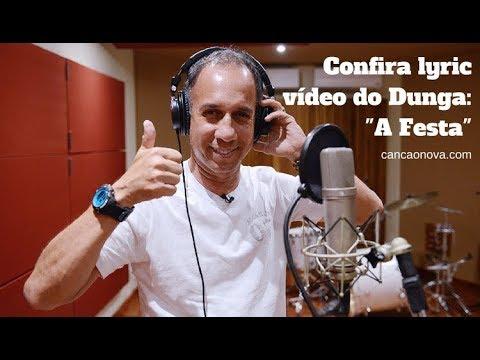 Dunga - A Festa (Lyric Video)