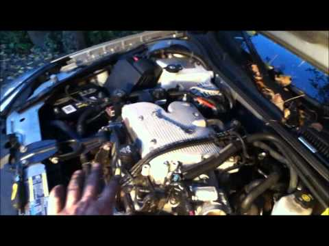 HOW TO:  Change a Secondary Air Injection Check Valve on a 2006-2011 Chevrolet Impala
