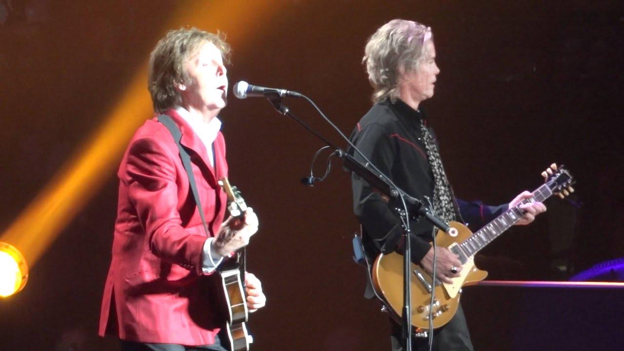 Paul McCartney Hello Goodbye