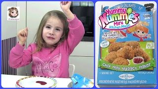 Yummy Nummies Chicken Nuggets & Ketchup Maker | Mini Kitchen Magic für Kinder
