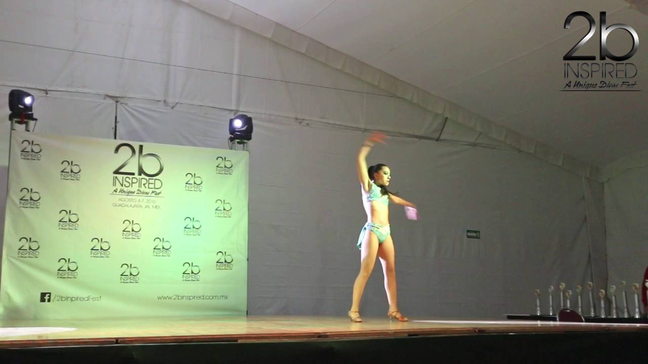 Teresita Rodriguez | Salsa Soloista Abierta | 2b Inspired 2016