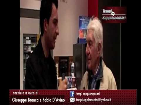 Intervista a Mimmo Carratelli (Tempi Supplementari – TeleCapri Sport)