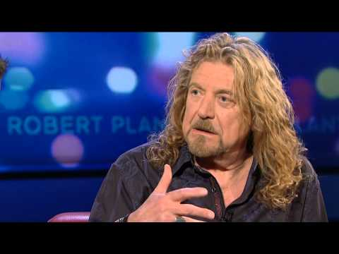 Robert Plant on George Stroumboulopoulos Tonight: INTERVIEW