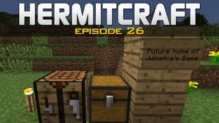 "HermitCraft 2.0 {Episode 26} ""Fresh Start & My New Job!"""