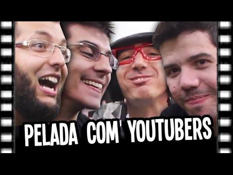 Pelada Com Youtubers - Fifa 15   Fatality [of #25] video