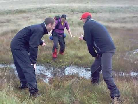 Saturation School Of Missions - Dartmoor Bog Fail