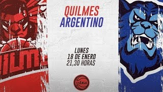 Кильмес : Аргентино Хунин