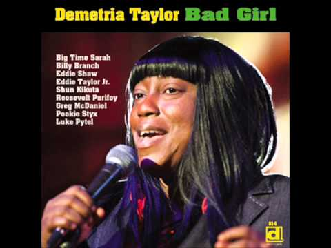 Demetria Taylor / Little Red Rooster (2011)