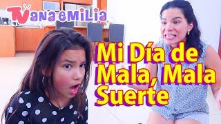 Día De Buena VS Mala Suerte |  TV ANA EMILIA