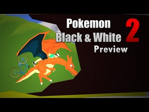 Pokémon Black & White 2 - Preview