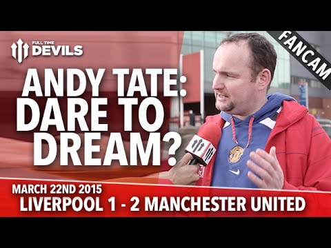 Andy Tate Shirt Andy Tate Dare to Dream