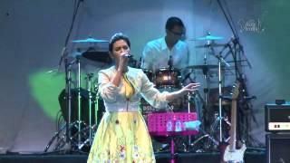 """Jazz Traffic Festival 2014 - RAISA """"bersinar"""""""