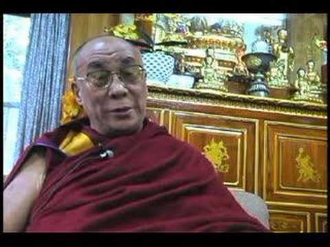His Holiness the Dalai Lama on