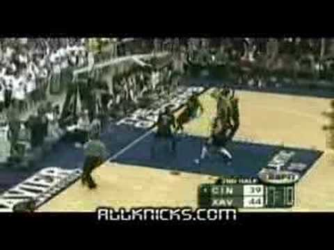 Kenyon Martin as a Cincinnati BearCat Video