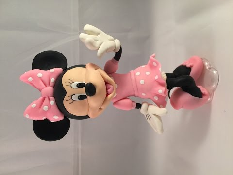 Minnie Mouse Clubhouse Video Tutorial by Cup n Cakes Gourmet