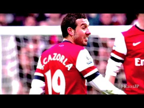 Santi Cazorla - Player of the Season || 2012/2013