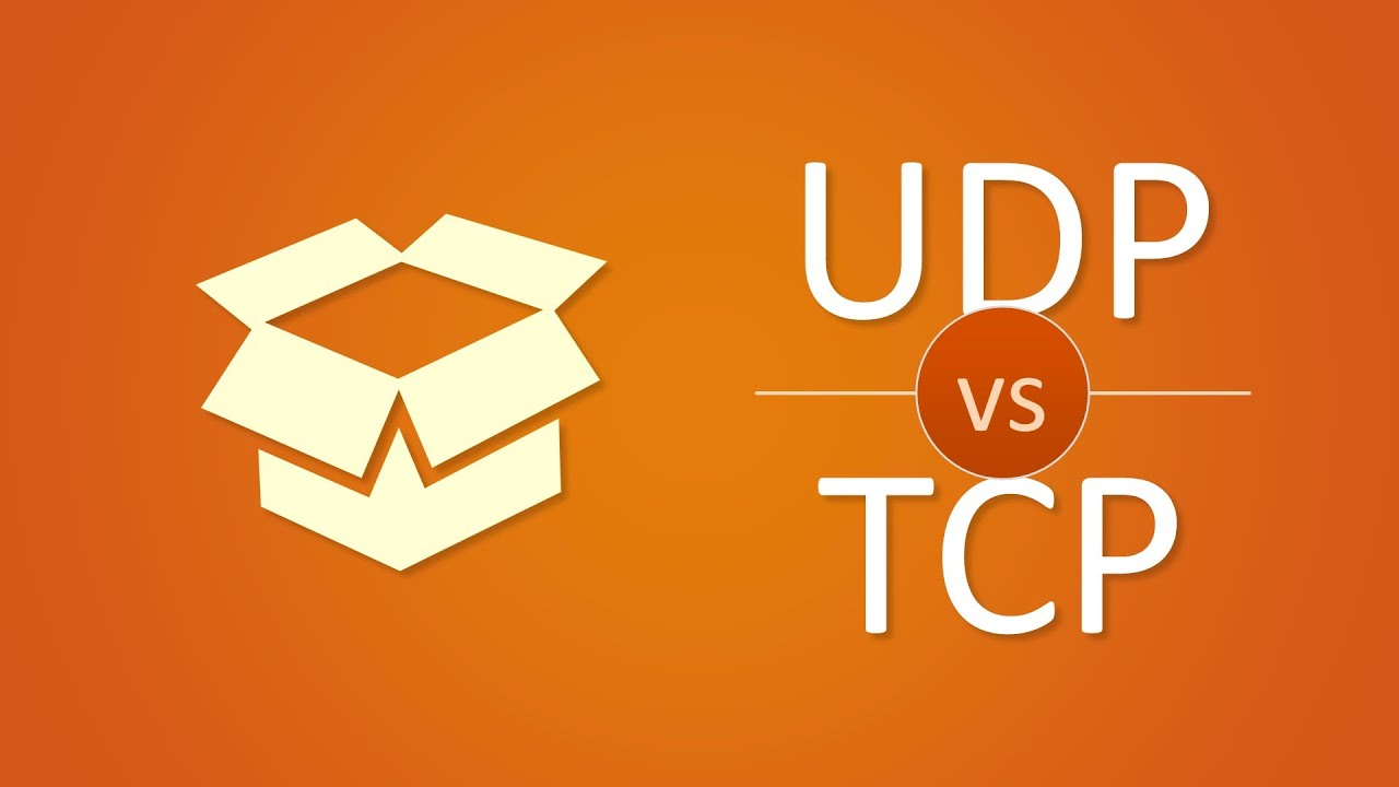 Unsubscribe Icon UDP and TCP Comparison of