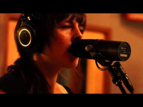 Madi Diaz - Down We Go - Live at Smoakstack Studios