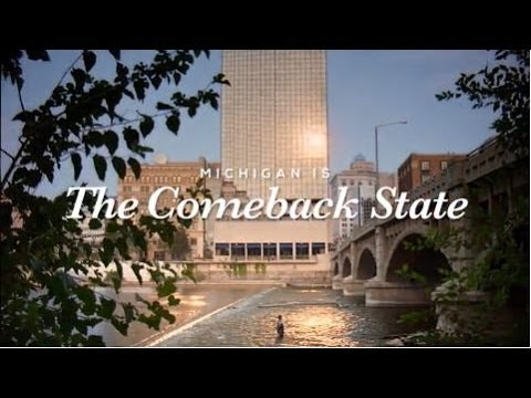 Michigan's Comeback Continues - Governor Rick Snyder State of the State 2014