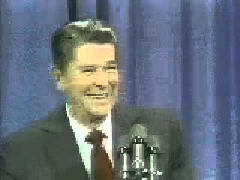 Zabawna Odpowiedź Ronalda Reagana - Polskie Napisy
