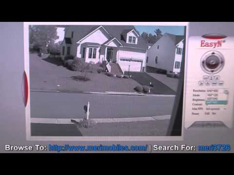 Pan/Tilt - EasyN WiFi IR IP Security Camera - HS-691B-M186I -  Purchase at: Merimobiles.com