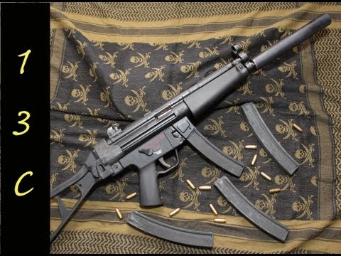 Review: VR9 9mm Carbine MP5 Clone from Velocity Arms