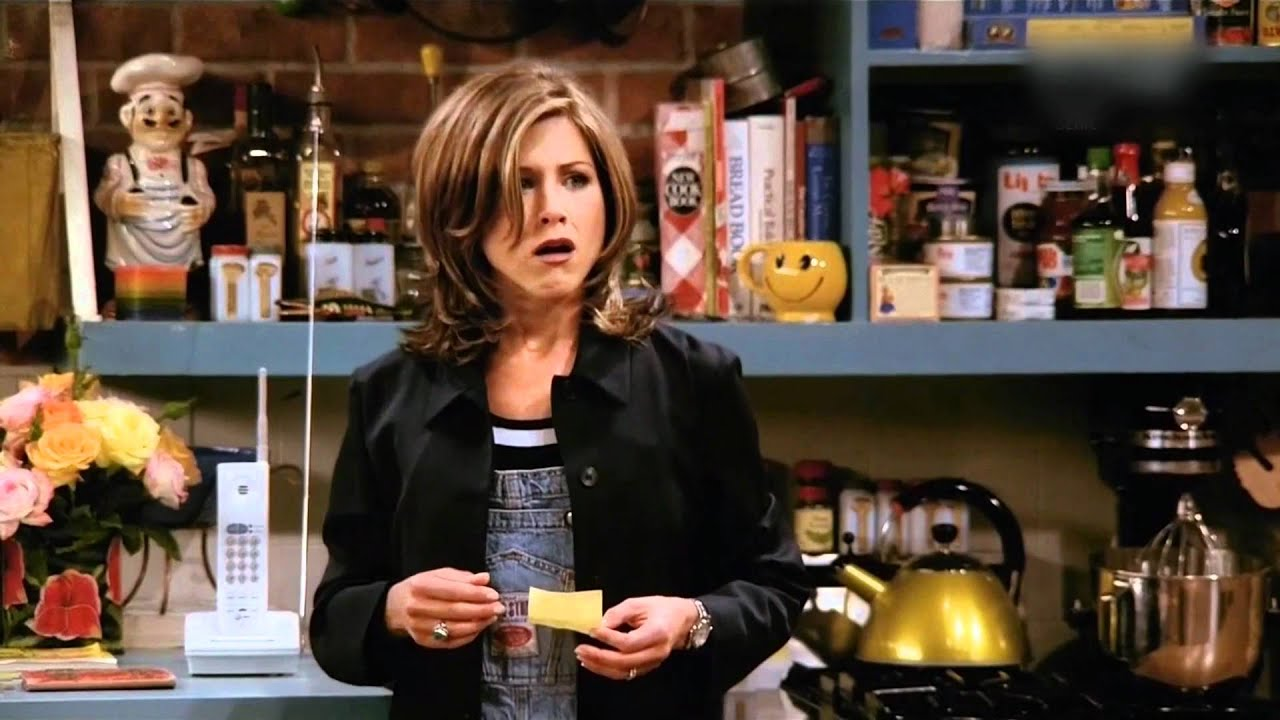 Monica Cheats On Rachel Friends Season 2 Hd 1080p Youtube
