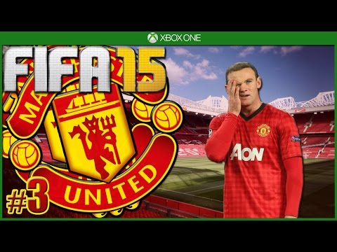 SELLING ROONEY?!?!?! (FIFA 15 MANCHESTER UNITED MANAGER MODE EPISODE 3)