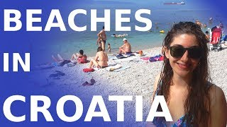 Everything about CROATIAN BEACHES | What Are They Really Like?