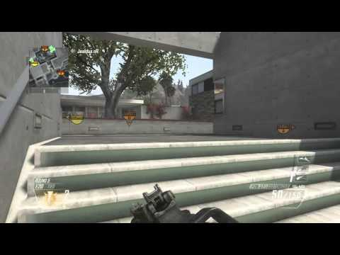 Black Ops 2: 17-4 SnD w/ 1v6 Clutch! 100 Kill Gameplays